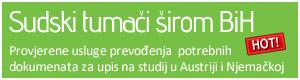 Sudski tumaci u BiH