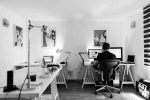 """Home office"" u Austriji"